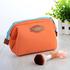 Малка козметична чантичка за гримове оранжева   Дамски Чанти  - Добрич - image 2