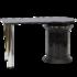 Маса за маникюр Elit Plus- черна 125 х 50/55 х 73 см | Оборудване  - Плевен - image 5