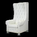 Стол за педикюр Tron - бял/черен 143 х 80 х 80 см-Оборудване