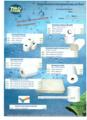 Доставка на кухненски ролки,салфетки,тоалетна хартия-Почистване