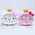 1350 Детски будилник Hello Kitty настолен часовник с аларма | Други  - Добрич - image 0
