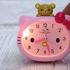 1350 Детски будилник Hello Kitty настолен часовник с аларма | Други  - Добрич - image 1