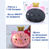 1350 Детски будилник Hello Kitty настолен часовник с аларма | Други  - Добрич - image 2