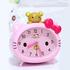 1350 Детски будилник Hello Kitty настолен часовник с аларма | Други  - Добрич - image 4