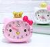 1350 Детски будилник Hello Kitty настолен часовник с аларма | Други  - Добрич - image 5