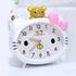 1350 Детски будилник Hello Kitty настолен часовник с аларма | Други  - Добрич - image 6