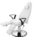 Стол за педикюр Sol 182 х 56/74,5 х 56/67 см-Оборудване