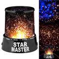 1103 Звездна нощна лампа STAR MASTER Звездно небе Led лампа-Дом и Градина