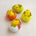 1453 Великденско пиленце в черупка комплект от 4 броя-Други