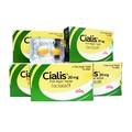 Циалис / CIALIS 20 mg филмирани таблетки Тадалафил (Tadalafi-Хранителни добавки