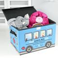 1520 Детска сгъваема кутия за съхранение на играчки АВТОБУС-Други