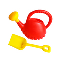 1551 Плажни играчки лейка с лопатка за пясък-Дом и Градина
