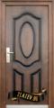 Блиндирана входна врата модел 141-5Y-Строителни