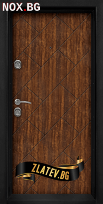 Блиндирана входна врата модел T-904 | Дом и Градина | Пловдив