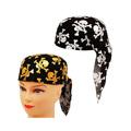 1752 Пиратска шапка кърпа с черепи-Дом и Градина