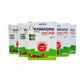 Камагра Гел Kamagra Jelly сексуален стимулатор за мъже-Храни, Напитки