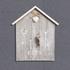 1838 Декоративна къщичка за ключове KEYS с декорация сърце | Дом и Градина  - Добрич - image 0