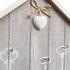 1838 Декоративна къщичка за ключове KEYS с декорация сърце | Дом и Градина  - Добрич - image 2