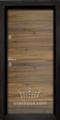 Блиндирана входна врата Ale Door 404, цвят Napoli-Дом и Градина