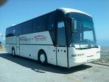 Автобуси под наем за страната и чужбина.-Транспортни
