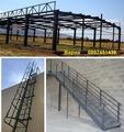 Проектиране, производство, монтаж и ремонт на метални констр-Строителни