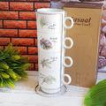 2239 Комплект керамични чаши на метална стойка Enjoy-Дом и Градина