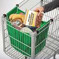 2210 Сгъваема чанта за пазарска количка в супермаркет-Дом и Градина