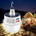 2252 Соларна къмпинг лампа Led фенер с кука-Дом и Градина