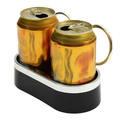 1265 Двойна поставка за чаши за кола универсална стойка-Дом и Градина