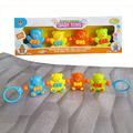 Дрънкалка за бебешка количка дрънкалки мечета играчки за беб-Детски Играчки