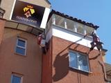 Ремонт на покриви алпинисти-Строителни
