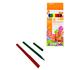2396 Флумастери за оцветяване и рисуване, 6 цвята   Дом и Градина  - Добрич - image 3