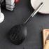 2329 Кухненска решетъчна лъжица с метална дръжка | Дом и Градина  - Добрич - image 1