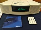 BOSE AWRC3P Wave Radio Compact Disc CD Alarm Player-Аудио Системи