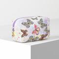 2449 Малка козметична чантичка Пъстри пеперуди-Дом и Градина