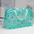2447 Козметична чантичка за тоалетни принадлежности Ябълки-Дом и Градина